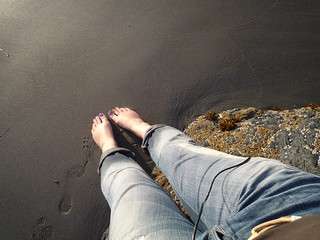 beach + feet | by Love Pariah