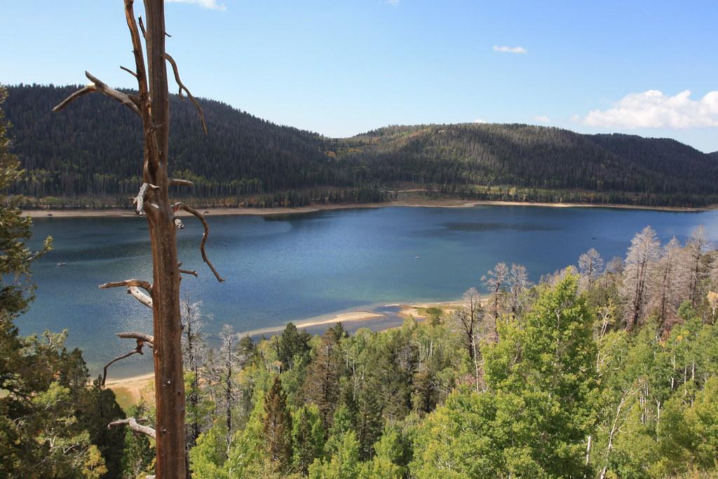 Navajo Lake, Utah | Navajo Lake is a small lake in Kane Coun… | Flickr