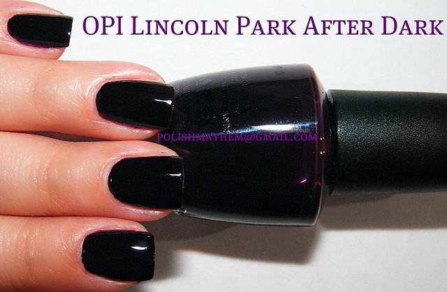 img lincoln polished after the classics park opi nailpolishpursuit by com dark pursuit