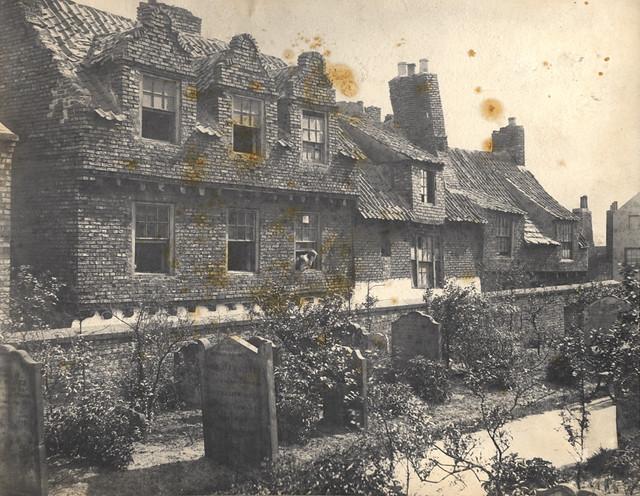 Silver Street Newcastle upon Tyne 1884