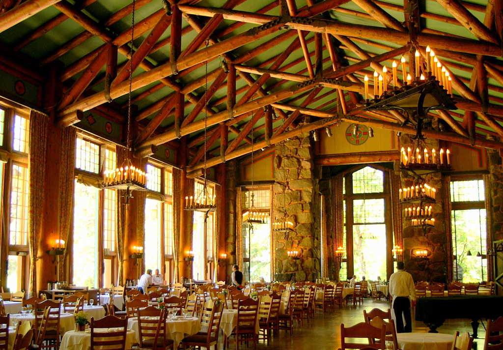 the ahwahnee hotel dining room | when i joined flickr a few … | flickr