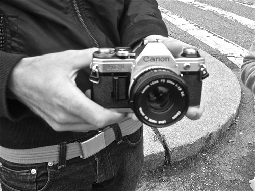 Canon AE-1 | by michaelcalleia