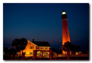 Ponce Inlet Lighthouse | by Nature Photos by Scott