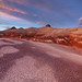 Technicolor Dreamscape - Bentonite Hills, Capitol Reef National Park