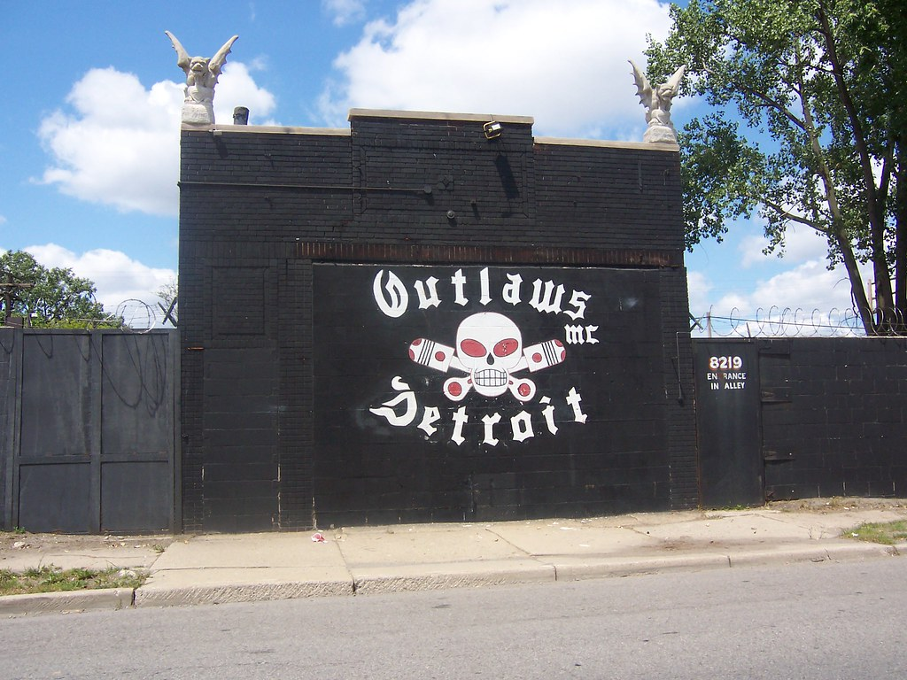Outlaws Detroit East Side Detroit Michigan City Of