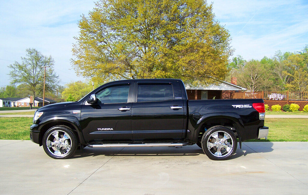 2007 toyota tundra limited crewmax here 39 s my truck in my d flickr. Black Bedroom Furniture Sets. Home Design Ideas