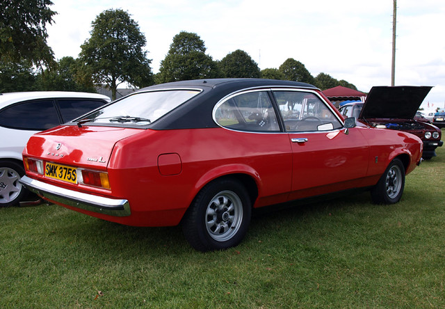1977 78 ford capri 1 6l mk2 spottedlaurel flickr. Black Bedroom Furniture Sets. Home Design Ideas