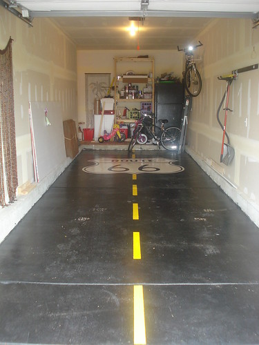 2 car tandem garage w storage includes extra for Tandem garage