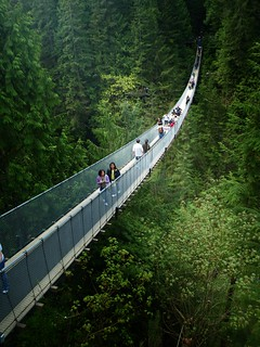 Capilano Suspension Bridge | by netsnake