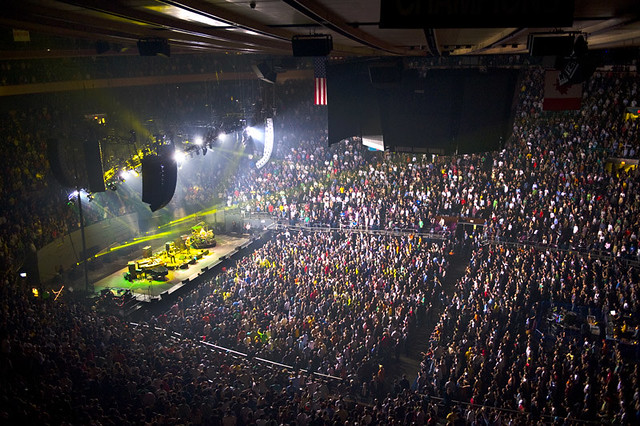 ... Phish 12 03 09 Madison Square Garden, New York, NY | By