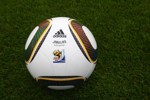 Adidas Jabulani FIFA World Cup 2010 South Africa matchball | by CLF