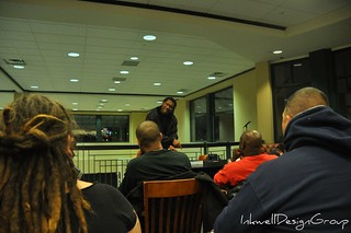 KRS-One Book signing | by InkwellDesignGroup