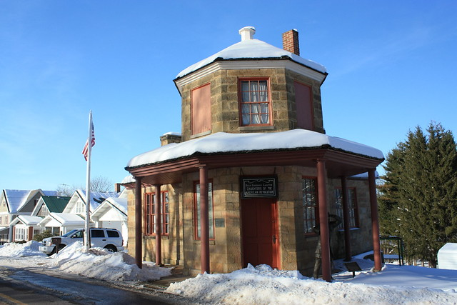 Download this Addison Toll House picture
