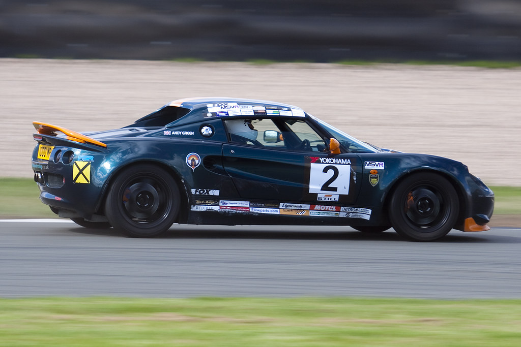 Race Cars - Lotus on Track Elise Trophy - Gareth Richardso… | Flickr