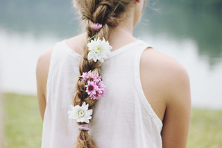 flower girl | by Jess--