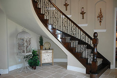 Dark Wood Stairs Licensed Under A Creative Commons Share