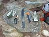 Munissez-vous des outils adéquats pour aller visiter les caseddi !