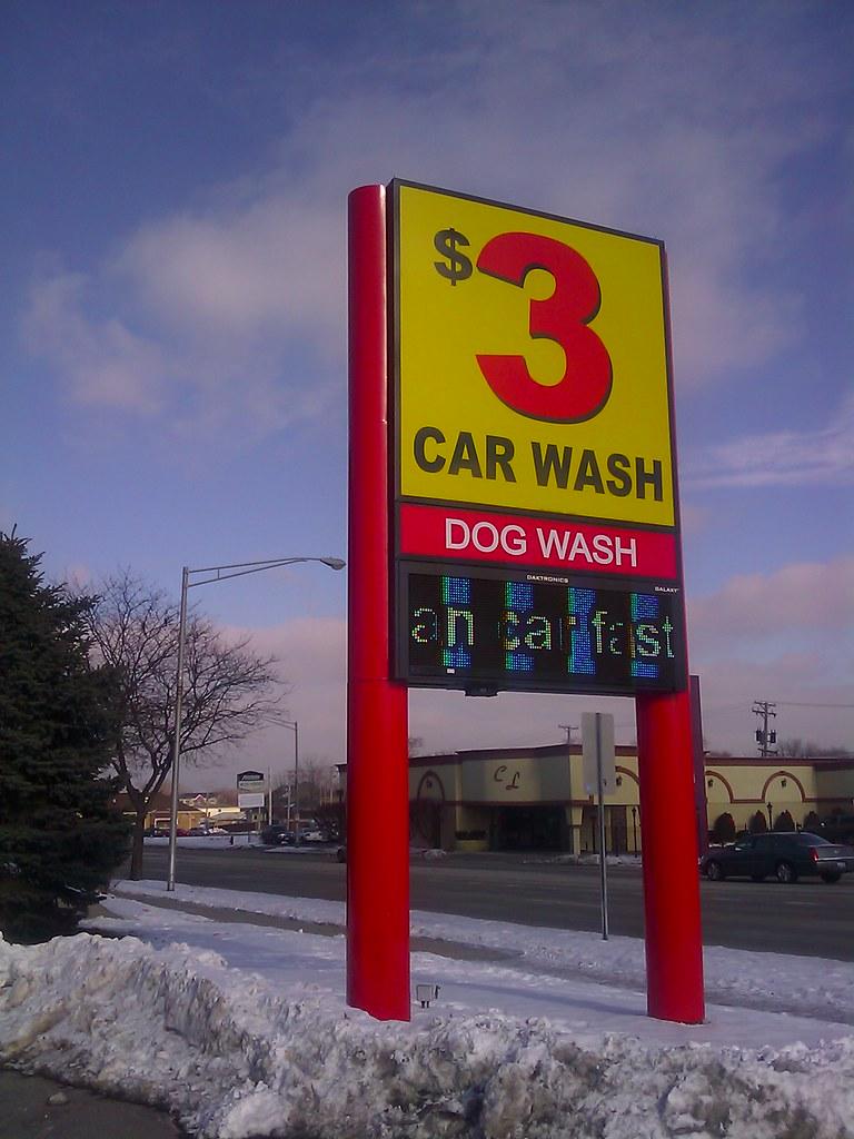 Auto Car Wash Price