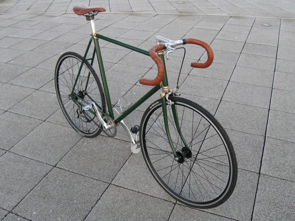 Cheap Brake Jobs >> Falcon fixed gear bike | My new fixie project finally comple… | Flickr