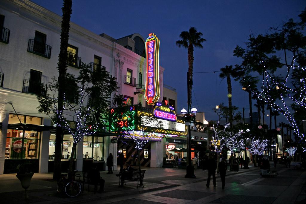 3rd Street Promenade - Santa Monica (California USA) | Flickr