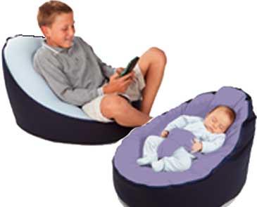 Puff relax bebe para beb s y ni os infancy care flickr - Puffs para ninos ...