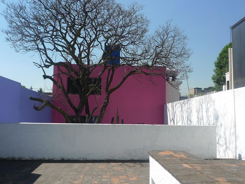 Luis Barragan S Casa Gilardi On The Roof Steve
