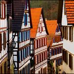 Casas entramadas de Schiltach