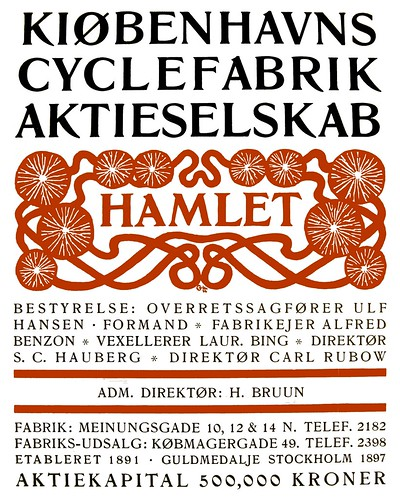 Hamlet Bicycle Factory | by Mikael Colville-Andersen