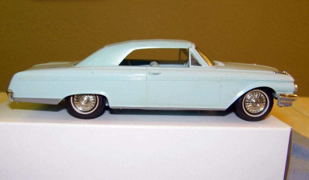 Ford Galaxie Promo Car