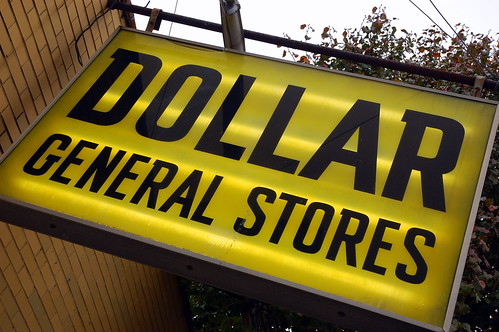 Dollar General Stores | by Steve Snodgrass