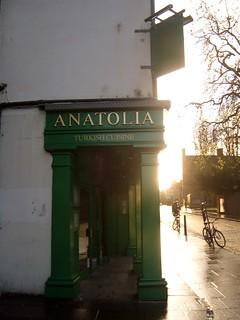 Anatolia Turkish Restaurant   Ave Se Calgary Ab Tg