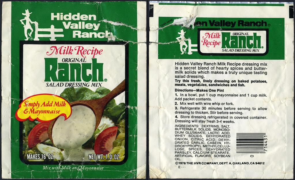 Hidden Valley Ranch Hidden Valley Ranch Ranch
