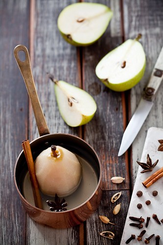 Sunday Mornings Are For Poaching Pears | by tartelette