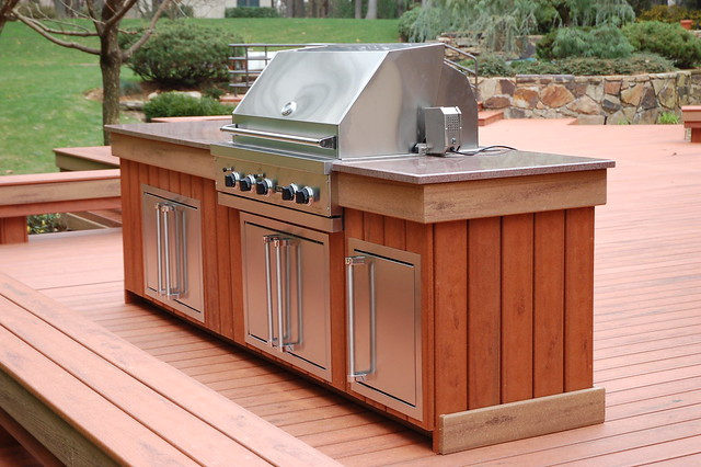 Photo for Viking outdoor kitchen