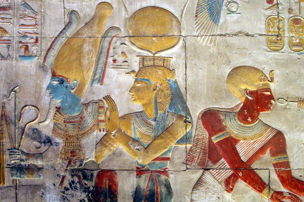 Egipatska umetnost - Page 2 4203336327_316538c6d4_b