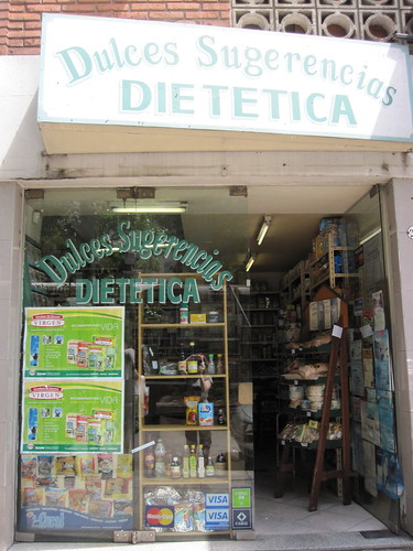Dietetica Dulces Sugerencias | by veganbackpacker
