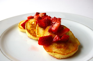Lemon Ricotta Pancakes II | by Patent and the Pantry