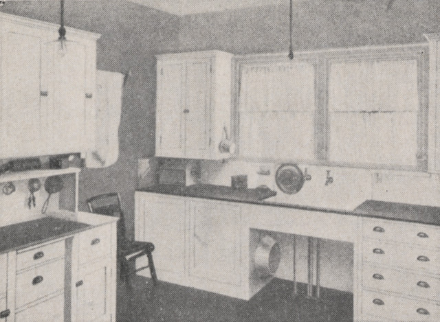 ... Typical Kitchen In 1918 | By UA Archives | Upper Arlington History