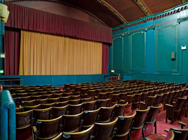 Ilkeston Scala 4968 The Grade 2 Listed Scala Cinema In