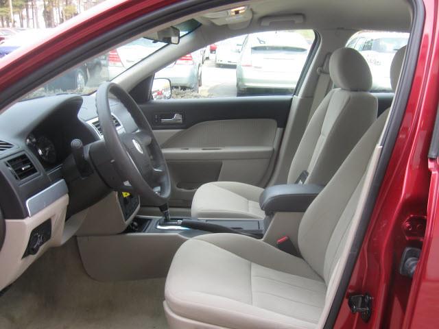 2007 mercury milan driver seat irwin zone laconia nh for Irwin motors laconia nh