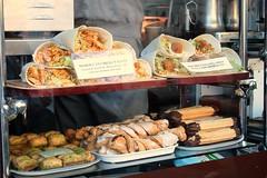 Fast Food Oxford Street London