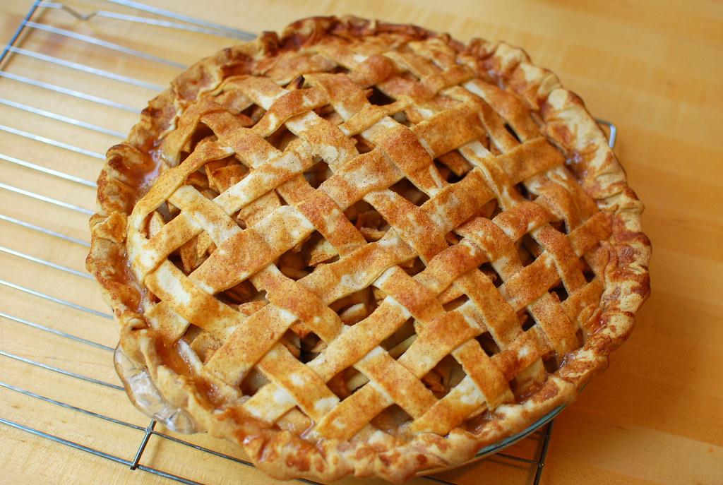 Apple Pie Lattice Top Lattice Top Apple Pie | by