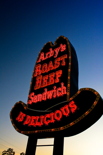 Arby's sign | by DentTech™