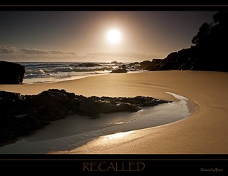 Recalled | by Bron Armitage