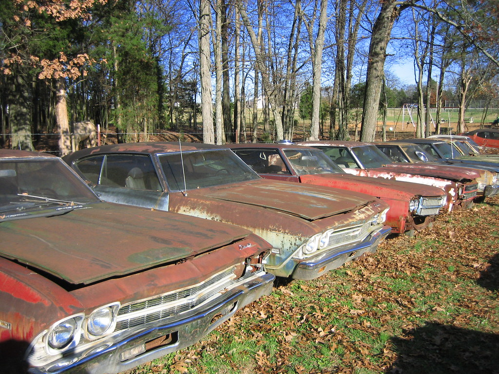Project Muscle Cars For Sale In Arkansas