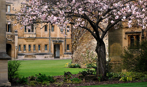 Magdalen College Oxford | by Clive Jones Photography