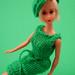 vintage hand knit Barbie doll clothes 002