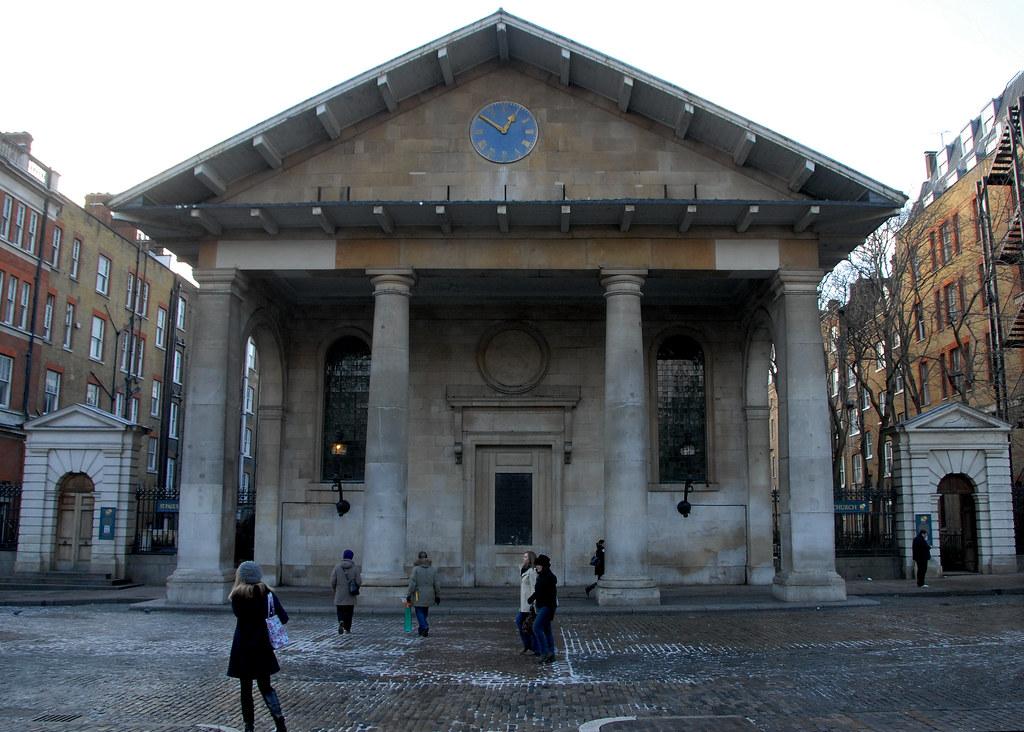 St Paul 39 S Covent Garden Inigo Jones Conceived The Idea Of Flickr