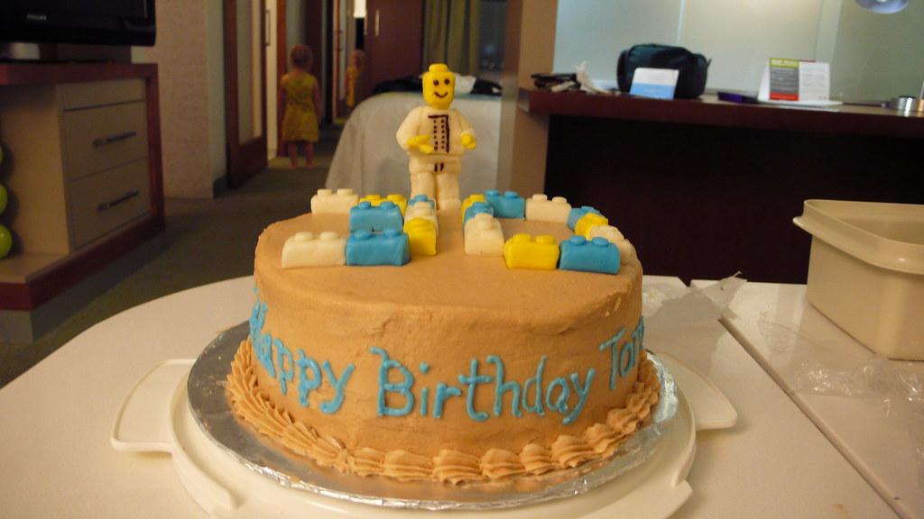Kendall Birthday Cake