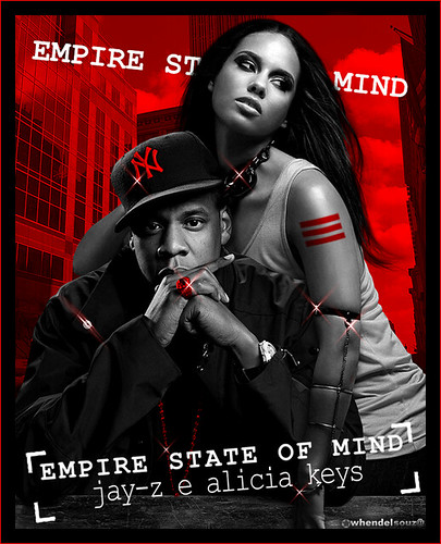 Jay-Z e Alicia Keys - Empire State of Mind - whendelsouz ... Alicia Keys